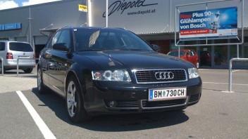 Audib6_avant -Audi A4 Avant