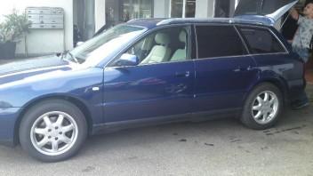 schoki -Audi A4 Avant