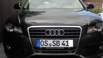 Audi Allroad 2.5tdi -Audi A4 Limousine