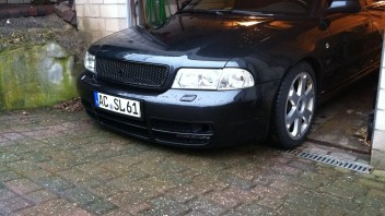 dacheff -Audi A4 Avant