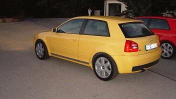 Thomas + Tomekk -Audi S3