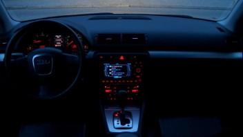 Stadi_A4 -Audi A4 Limousine