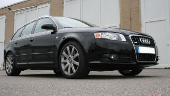 erisch -Audi A4 Avant