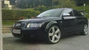 Tische13 -Audi A4 Limousine