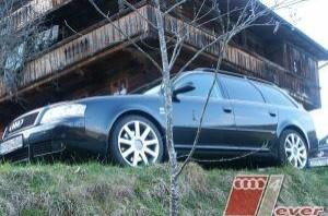 Quattro-Robert -Audi A6 Avant