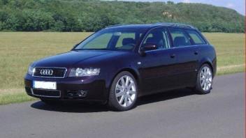 blaueElise -Audi A4 Avant