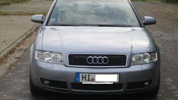 navigat -Audi A4 Avant