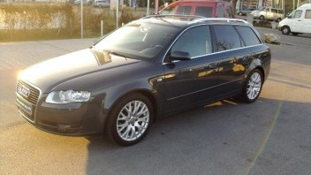 Nightwolf2k -Audi A4 Avant