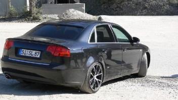SISL -Audi A4 Limousine