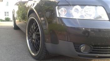 LoveHermes -Audi A4 Avant