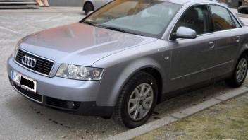 paparoachigirl -Audi A4 Limousine