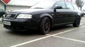 chris_audi6 -Audi A6 Avant