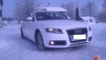 stuzfuz -Audi A4 Limousine