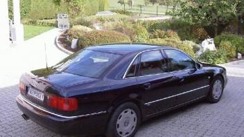 Gunsman -Audi A8