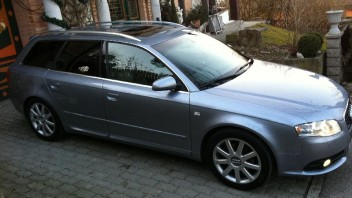 hurmiii -Audi A4 Avant