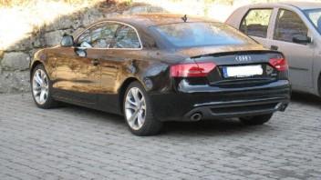 audiavantb6 -Audi A5