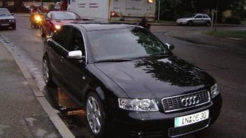 Eksi -Audi A4 Limousine
