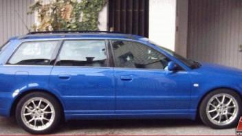 Doppelturbo -Audi S4