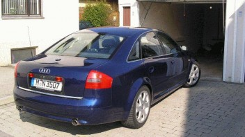 Jumpe -Audi A6