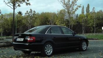 DagmarW -Audi A4 Limousine