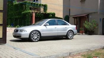 Flinte28 -Audi A4 Limousine