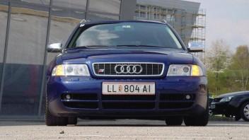 Erich Holzmann -Audi A4 Avant