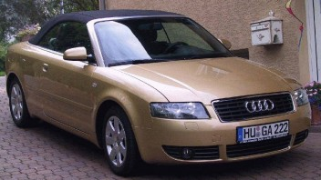 Giovanni Georg -Audi A4 Cabriolet