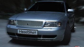 HeadShot -Audi A4 Avant