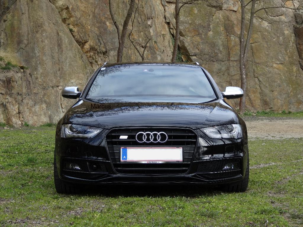 audi a5 facelift grill varianten. Black Bedroom Furniture Sets. Home Design Ideas