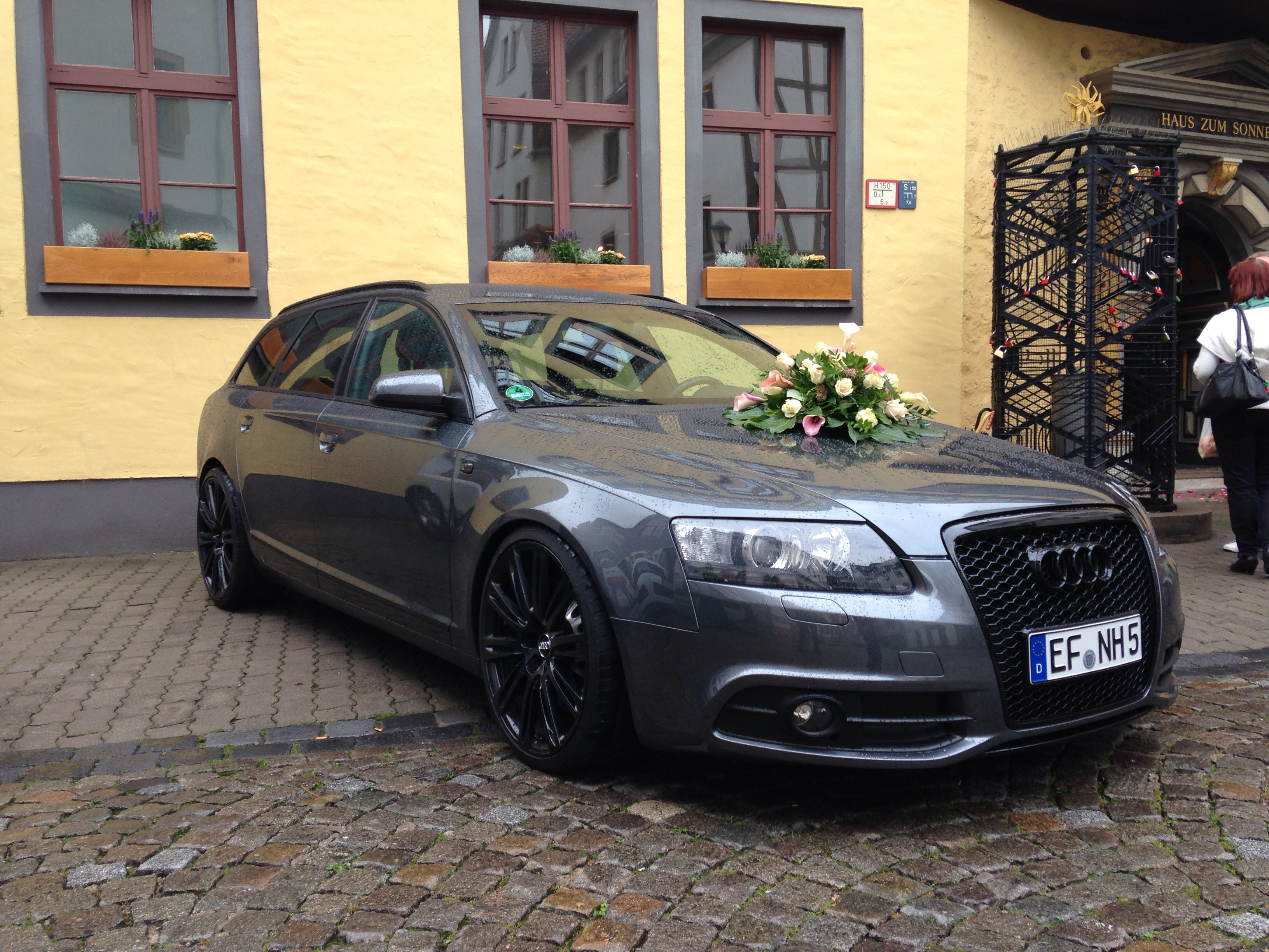 Audi4ever fahrerdatenbank for Audi a6 4f interieur