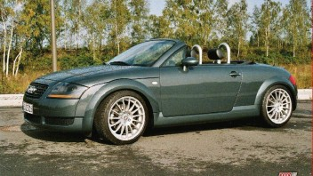 zumat -Audi TT