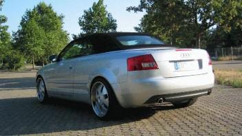 Walki -Audi A4 Cabriolet