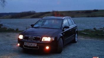 Schmax -Audi A4 Avant