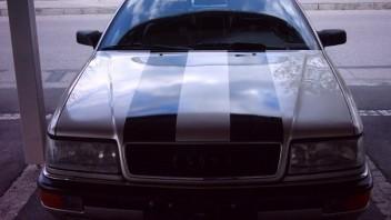 -Audi V8