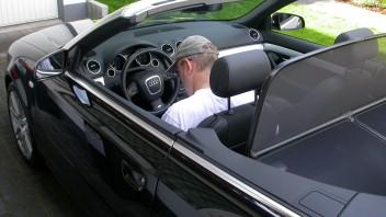 -Audi A4 Cabriolet
