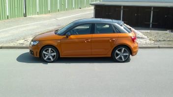 -Audi A1 Sportback
