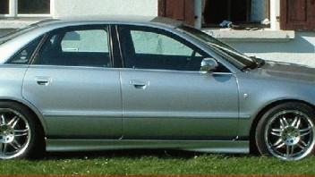 levi -Audi A4 Limousine