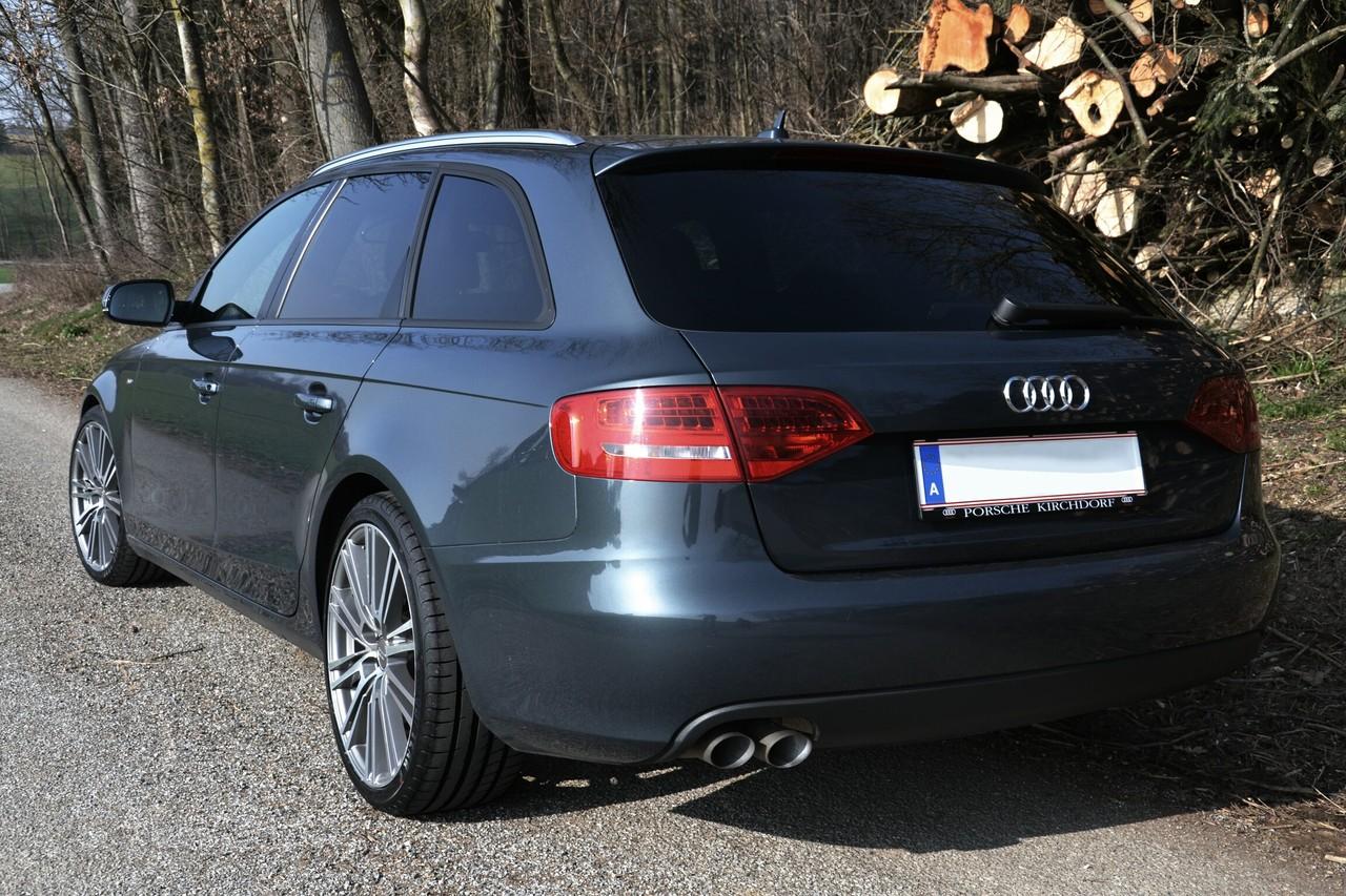 Audi4ever Fahrerdatenbank