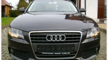 -Audi A4 Limousine