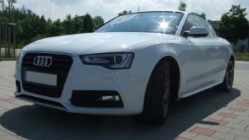 -Audi A5 Cabrio