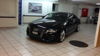 -Audi A7 Sportback