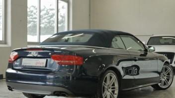 -Audi S5 Cabriolet