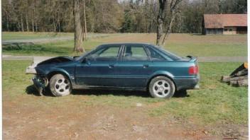 Gösser -Audi 80/90