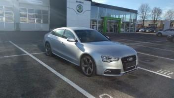 -Audi A5 Sportback