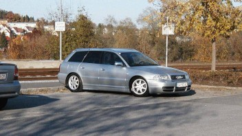 FB834AK -Audi A4 Avant