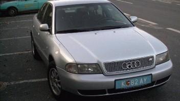 jedi0815 -Audi A4 Limousine