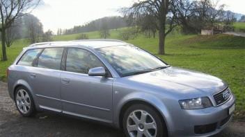 jojoluz -Audi A4 Avant