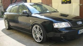 sorogate -Audi A6 Avant
