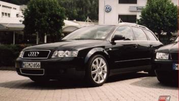 low spirit -Audi A4 Avant