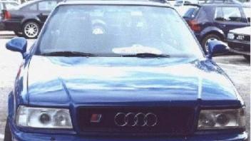 Audi Avant RS 2 -Audi RS2